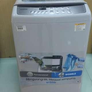 Samsung WA754200SG DP 0% + Free Admin Cukup Rp 0 Tanpa Kartu Kredit