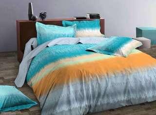 Bed Cover dan Sprei HIGH GRADE Ocean Wave