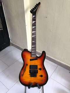 Fender Heavy Metal Telecaster (HMT) 1991 Sunburst