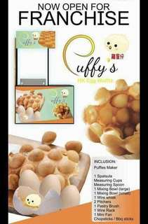 Puffy's HK Egg Waffle
