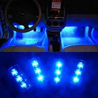 CAR ATMOSPHERE  LED LIGHTS