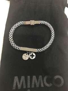 Mimco magnetic charm bracelet