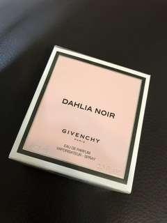 🚚 紀梵希Givenchy Dahlia Noir 誘惑淡香精75ml