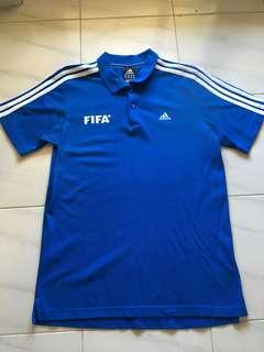 "Adidas ""FIFA"" Polo Tee"