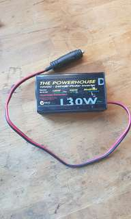 12 volt to 240 volt converter (inverter)