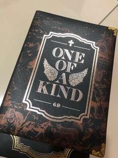 G-Dragon One Of A Kind Album Bronze Version