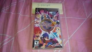 Disgaea Infinite PSP UMD
