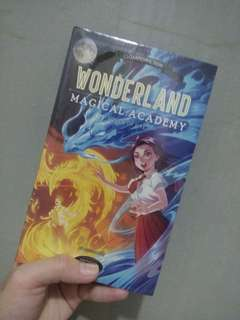 Wonderland: Magical Academy