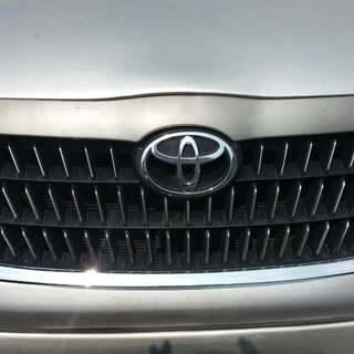 Front Grill for Toyota Innova 2008