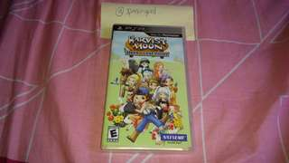 Harvest Moon : Hero of Leaf Valley PSP UMD