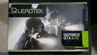 Leadtek Winfast GTX 670 (GTX670)