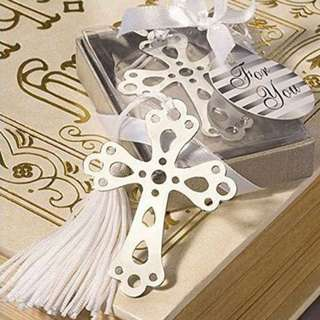 Cross bookmark ssouvenir