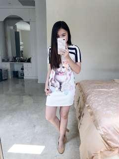 Catty dress
