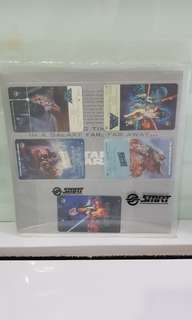 Star Wars Transitlink cards
