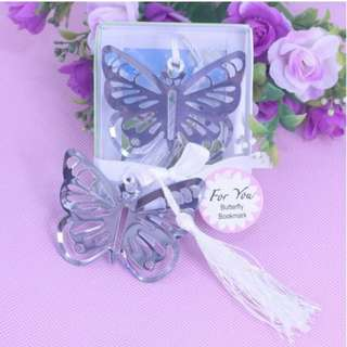 Butterfly Bookmark Souvenir
