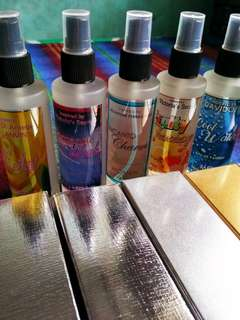MRS. DONAIRE OIL-BASED PERFUMES♡