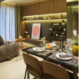 Parc Life EC: 2 bedroom Apartments Available (Comes with ID)