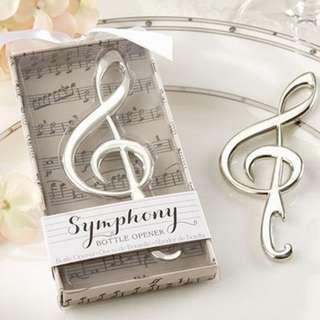 Symphony Bottle Opener Souvenir