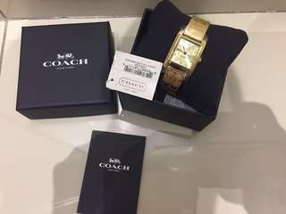 Coach Watch 14502160