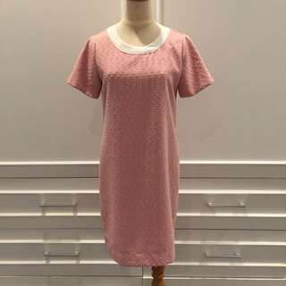 Tweed A Line Dress