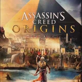 BNIB Assassin's Creed Origins PS4