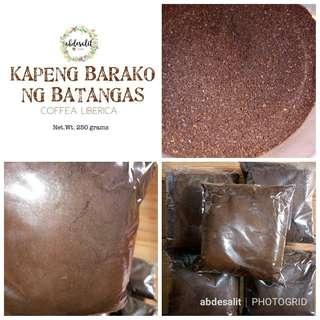 Kapeng Barako ng Batangas