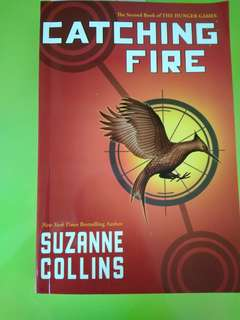 The Hunger Games:Catching Fire (Scholastic Edition)