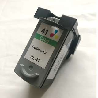 Canon Pixma 打印機環保代用墨 (CL-41 彩色)