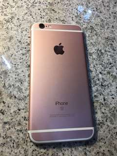 iPhone 6S 16gb (Rose Gold)