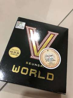 SeungRi V World Album