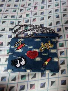 Denim bag/purse