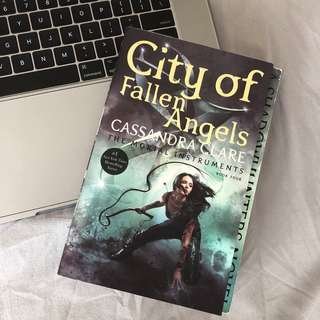 the mortal instruments city of angels