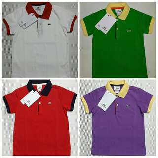 LACOSTE Kids special limited edition