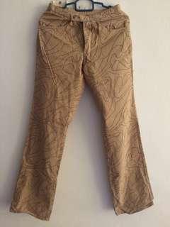 seluar cotton