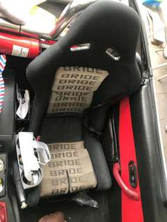 R bride good condition seats pair