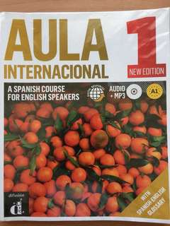 Aula Internacional 1 New Edition (Spanish LAS1201)