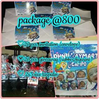 package of 800