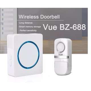 Vue Door Bell - BZ688 (260 meter distance)
