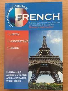 French Audio CD Language Course