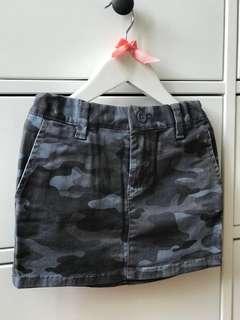 GAP Kids Denim Skirt
