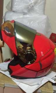 Spyder Helmet Iron Man
