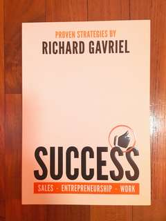 Success (Sales, Entrepreneurship, Work)