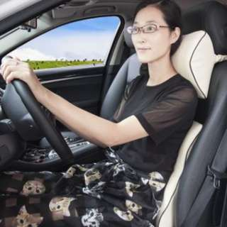 Car Seat Cushion / Neck Support