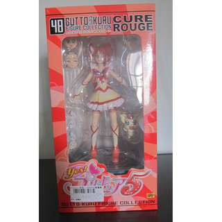 Gutto-Kuru Figure Collection Yes! Precure 5 Cure Rouge NEW