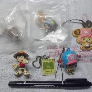 One Piece Toy Figure Collection
