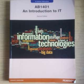 AB1401 An Introduction To IT