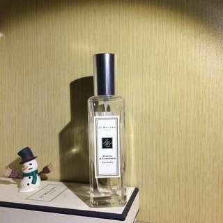 Jomalone 香水 含羞草與小荳蔻30ml