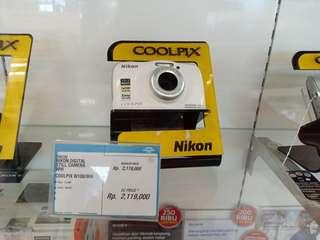 CAMERA Digital Nikon Bisa Kredit Proses 3 Menit