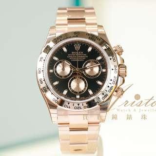 ROLEX 116505 BLK