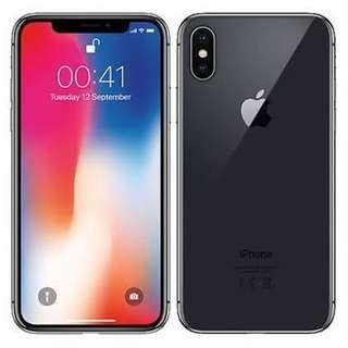 256GB SEALED Iphone X Space Grey